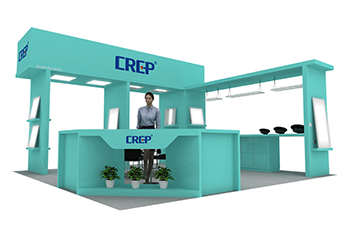 CREP Group Attending LIGHTFAIR INTERNATIONAL 2019